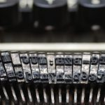Vintage Typewriter Copywriting