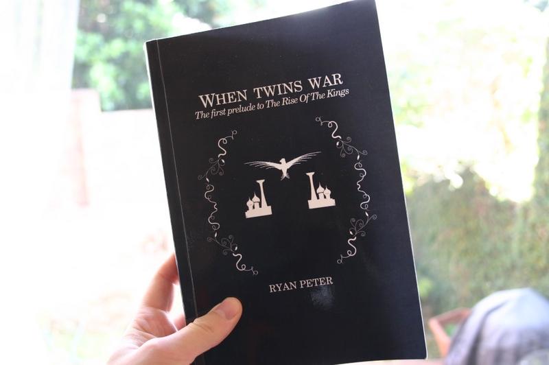 When Twins War Paperback