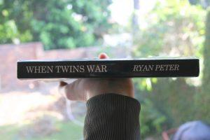 When Twins War spine