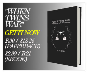Buy When Twins War the fantasy book