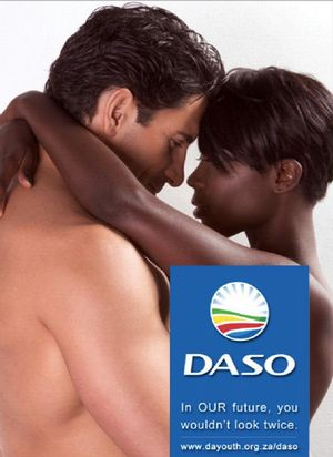 The Interesting Responses to the New DASO Poster