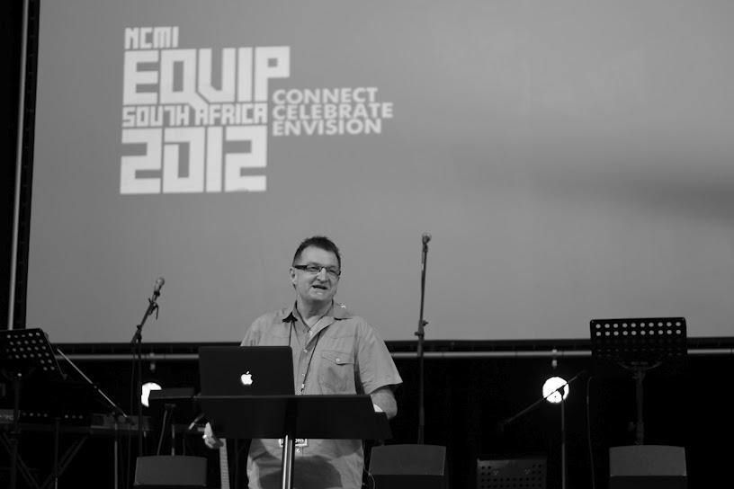 EQUIP SA 2012 Session 3 – Bruce Benge