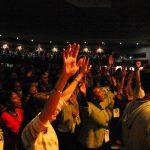 Worshipping
