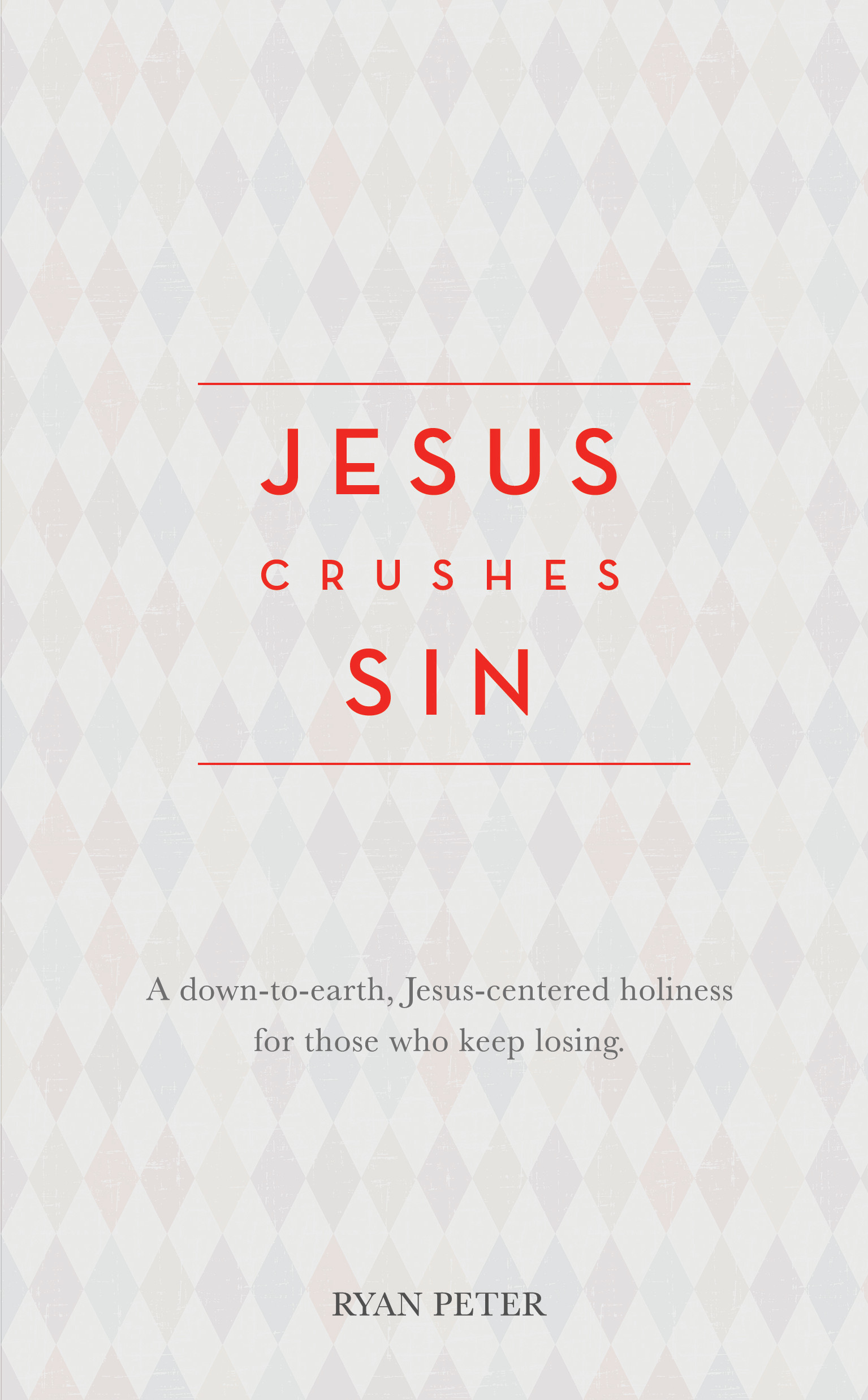 Jesus Crushes Sin