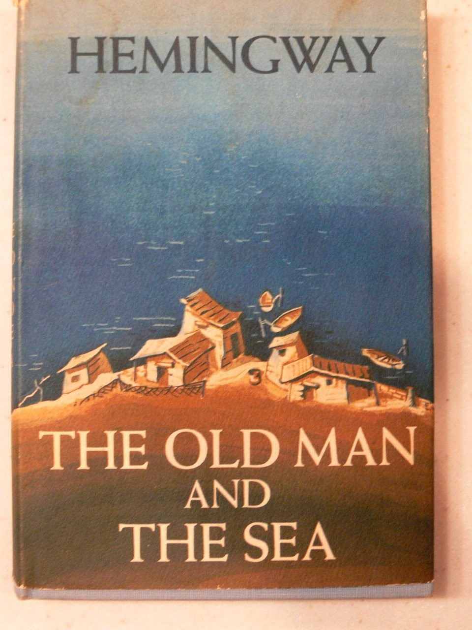 a review of the old man and the sea by ernest An old man considers who he is as he battles a giant marlin through reviews, articles and discussions the old man and the sea by ernest hemingway has been reviewed by focus on the family's marriage and parenting magazine.